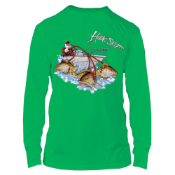 Men's Christmas Green T-Shirt